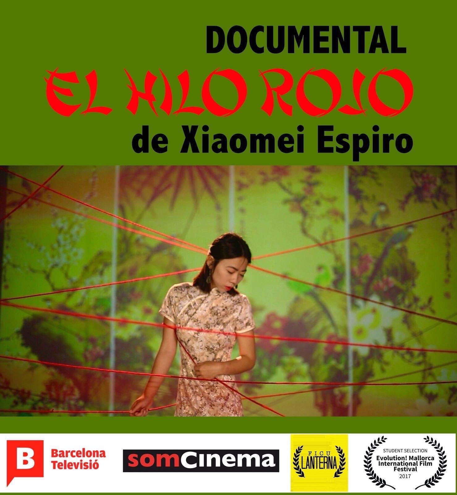 """Tusanaje presenta en Shanghái el documental """"El hilo rojo"""" de Xiaomei Espiro"""