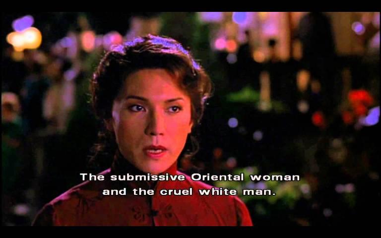 """""""M. Butterfly""""de Cronenberg: la estereotipación oriental y de género"""