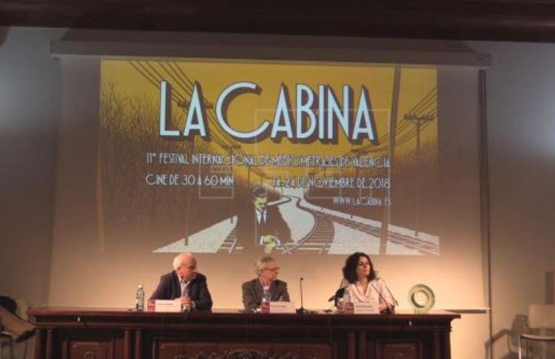 La Cabina da valor al mediometraje y proyecta 16 películas de 14 países