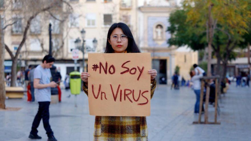 """""""El coronavirus ha sacado el lado hostil y racista de las personas"""""""