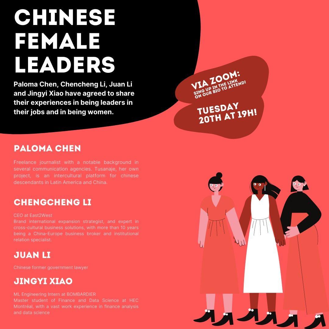 Chinese Female Leaders