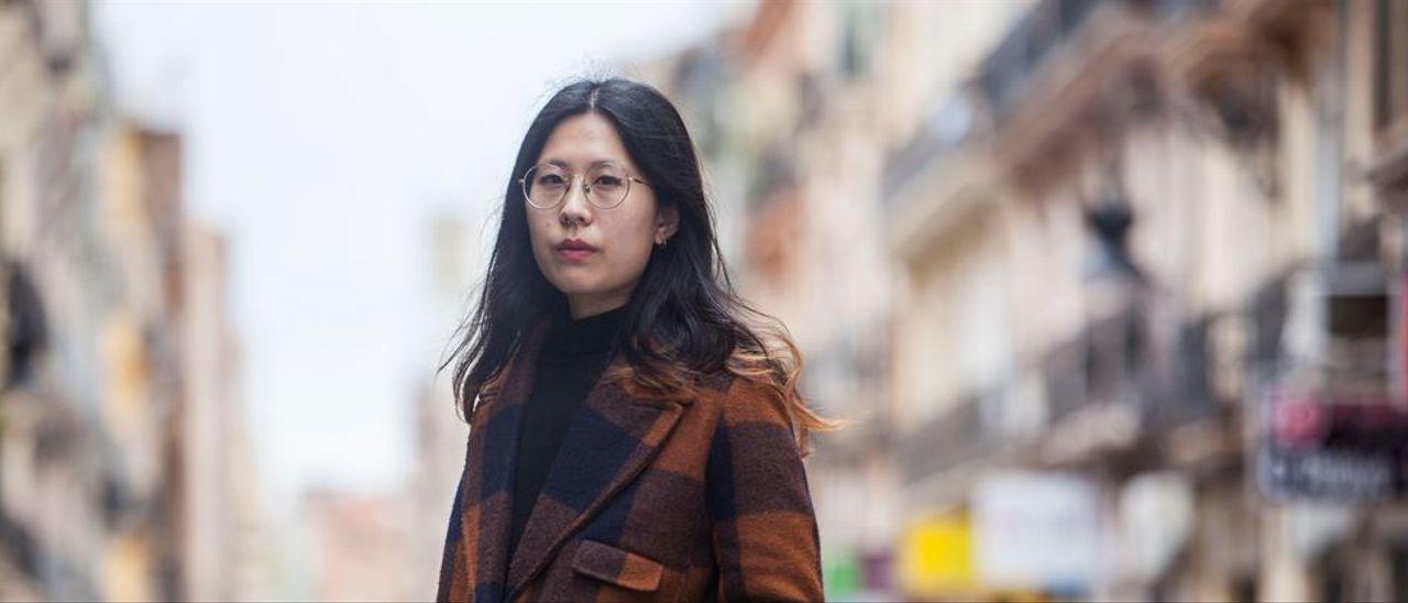 """Paloma Chen: """"El racismo contra los asiáticos está muy invisibilizado"""""""