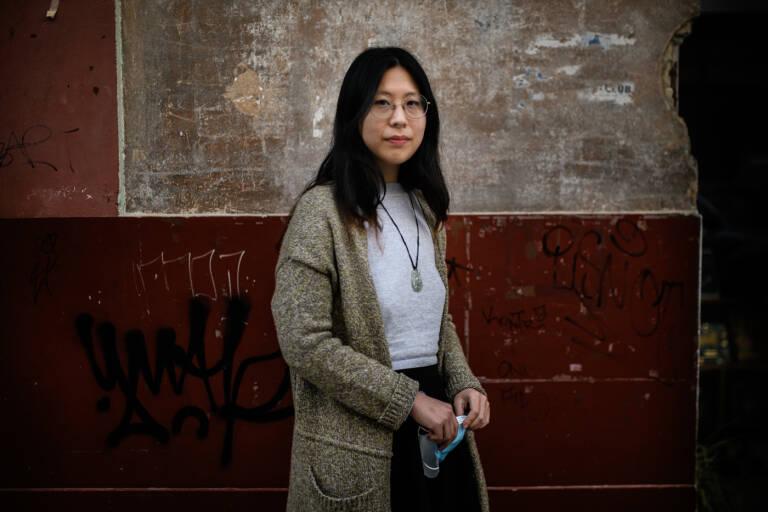 Soñar en chino, escribir poesía en español