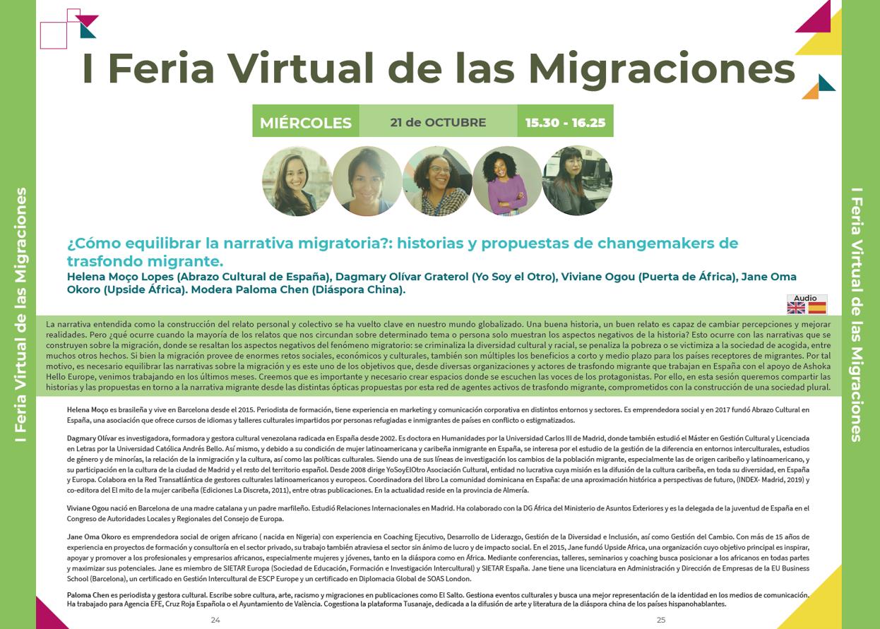 III Congreso Internacional de Periodismo de Migraciones