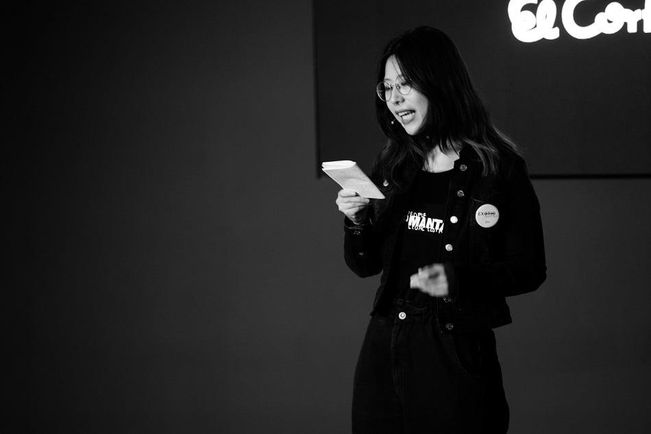 La poesía de Paloma Chen inspirada en la diáspora china gana el Premio #LdeLírica
