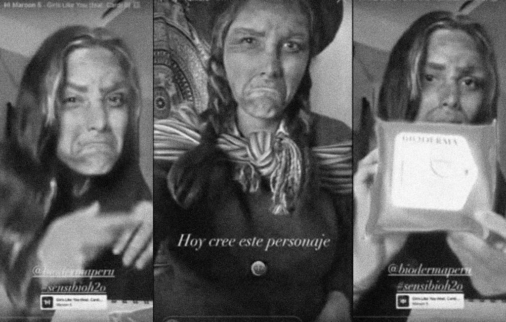 El problema con el 'brownface': deshumanización disfrazada de racismo inocente en Perú